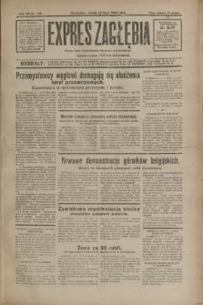 Expres Zagłębia : jedyny organ demokratyczny niezależny woj. kieleckiego. R.7, nr 190 (12 lipca 1932)