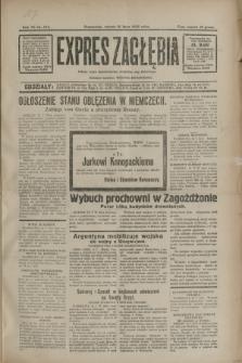 Expres Zagłębia : jedyny organ demokratyczny niezależny woj. kieleckiego. R.7, nr 194 (16 lipca 1932)