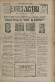 Expres Zagłębia : jedyny organ demokratyczny niezależny woj. kieleckiego. R.7, nr 200 (22 lipca 1932)