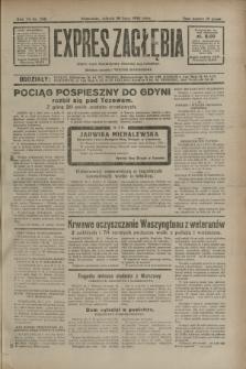 Expres Zagłębia : jedyny organ demokratyczny niezależny woj. kieleckiego. R.7, nr 208 (30 lipca 1932)