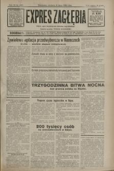 Expres Zagłębia : jedyny organ demokratyczny niezależny woj. kieleckiego. R.7, nr 209 (31 lipca 1932)