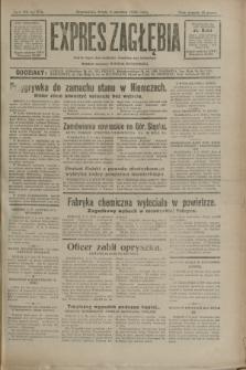 Expres Zagłębia : jedyny organ demokratyczny niezależny woj. kieleckiego. R.7, nr 212 (3 sierpnia 1932)