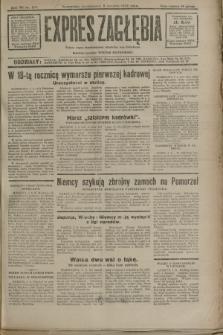 Expres Zagłębia : jedyny organ demokratyczny niezależny woj. kieleckiego. R.7, nr 217 (8 sierpnia 1932)