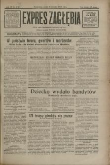 Expres Zagłębia : jedyny organ demokratyczny niezależny woj. kieleckiego. R.7, nr 219 (10 sierpnia 1932)