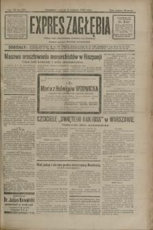 Expres Zagłębia : jedyny organ demokratyczny niezależny woj. kieleckiego. R.7, nr 222 (13 sierpnia 1932)