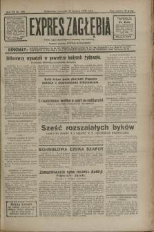 Expres Zagłębia : jedyny organ demokratyczny niezależny woj. kieleckiego. R.7, nr 226 (18 sierpnia 1932)