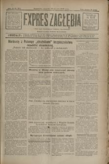 Expres Zagłębia : jedyny organ demokratyczny niezależny woj. kieleckiego. R.7, nr 233 (25 sierpnia 1932)