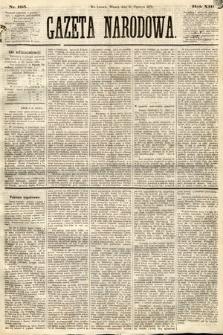 Gazeta Narodowa. 1874, nr135