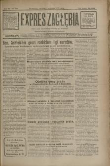 Expres Zagłębia : jedyny organ demokratyczny niezależny woj. kieleckiego. R.7, nr 240 (1 września 1932)