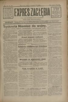 Expres Zagłębia : jedyny organ demokratyczny niezależny woj. kieleckiego. R.7, nr 241 (2 września 1932)