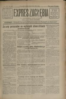 Expres Zagłębia : jedyny organ demokratyczny niezależny woj. kieleckiego. R.7, nr 248 (9 września 1932)