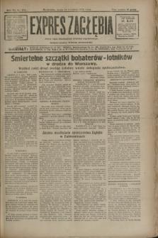 Expres Zagłębia : jedyny organ demokratyczny niezależny woj. kieleckiego. R.7, nr 253 (14 września 1932)