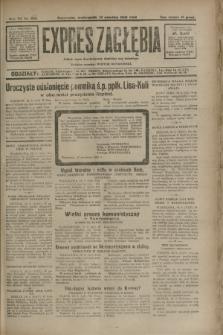 Expres Zagłębia : jedyny organ demokratyczny niezależny woj. kieleckiego. R.7, nr 258 (19 września 1932)