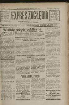 Expres Zagłębia : jedyny organ demokratyczny niezależny woj. kieleckiego. R.7, nr 264 (25 września 1932)