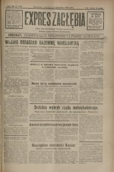 Expres Zagłębia : jedyny organ demokratyczny niezależny woj. kieleckiego. R.7, nr 275 (6 października 1932)