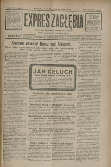 Expres Zagłębia : jedyny organ demokratyczny niezależny woj. kieleckiego. R.7, nr 280 (12 października 1932)
