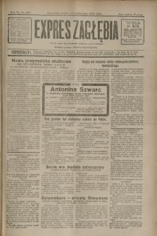 Expres Zagłębia : jedyny organ demokratyczny niezależny woj. kieleckiego. R.7, nr 283 (15 października 1932)