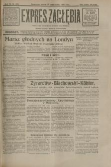Expres Zagłębia : jedyny organ demokratyczny niezależny woj. kieleckiego. R.7, nr 293 (25 października 1932)
