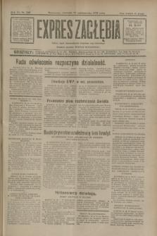 Expres Zagłębia : jedyny organ demokratyczny niezależny woj. kieleckiego. R.7, nr 295 (27 października 1932)
