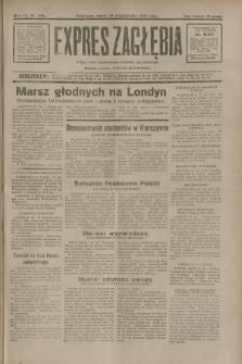 Expres Zagłębia : jedyny organ demokratyczny niezależny woj. kieleckiego. R.7, nr 296 (28 października 1932)