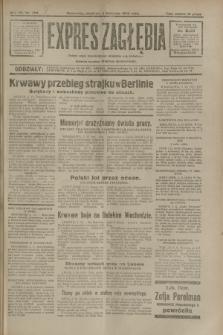 Expres Zagłębia : jedyny organ demokratyczny niezależny woj. kieleckiego. R.7, nr 305 (6 listopada 1932)