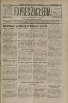 Expres Zagłębia : jedyny organ demokratyczny niezależny woj. kieleckiego. R.7, nr 306 (7 listopada 1932)