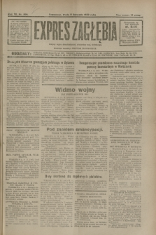 Expres Zagłębia : jedyny organ demokratyczny niezależny woj. kieleckiego. R.7, nr 308 (9 listopada 1932)