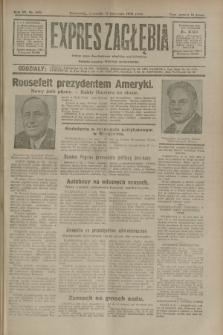 Expres Zagłębia : jedyny organ demokratyczny niezależny woj. kieleckiego. R.7, nr 309 (10 listopada 1932)
