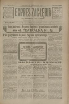 Expres Zagłębia : jedyny organ demokratyczny niezależny woj. kieleckiego. R.7, nr 315 (16 listopada 1932)