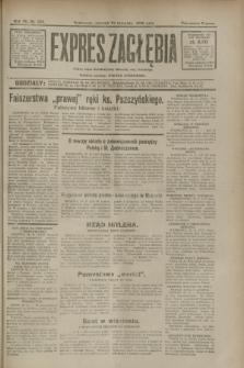 Expres Zagłębia : jedyny organ demokratyczny niezależny woj. kieleckiego. R.7, nr 323 (24 listopada 1932)