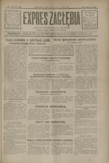 Expres Zagłębia : jedyny organ demokratyczny niezależny woj. kieleckiego. R.7, nr 328 (29 listopada 1932)