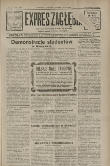 Expres Zagłębia : jedyny organ demokratyczny niezależny woj. kieleckiego. R.7, nr 333 (4 grudnia 1932)