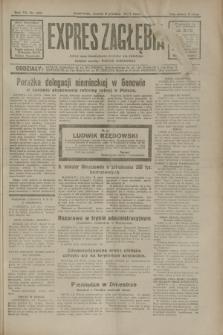 Expres Zagłębia : jedyny organ demokratyczny niezależny woj. kieleckiego. R.7, nr 335 (6 grudnia 1932)