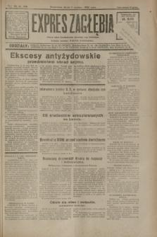 Expres Zagłębia : jedyny organ demokratyczny niezależny woj. kieleckiego. R.7, nr 336 (7 grudnia 1932)