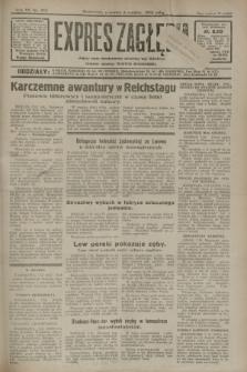 Expres Zagłębia : jedyny organ demokratyczny niezależny woj. kieleckiego. R.7, nr 337 (8 grudnia 1932)