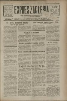 Expres Zagłębia : jedyny organ demokratyczny niezależny woj. kieleckiego. R.7, nr 338 (10 grudnia 1932)