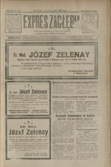 Expres Zagłębia : jedyny organ demokratyczny niezależny woj. kieleckiego. R.7, nr 349 (21 grudnia 1932)