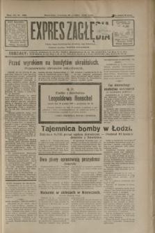 Expres Zagłębia : jedyny organ demokratyczny niezależny woj. kieleckiego. R.7, nr 350 (22 grudnia 1932)