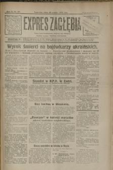 Expres Zagłębia : jedyny organ demokratyczny niezależny woj. kieleckiego. R.7, nr 351 (23 grudnia 1932)