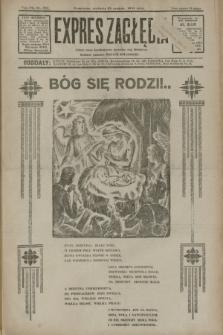 Expres Zagłębia : jedyny organ demokratyczny niezależny woj. kieleckiego. R.7, nr 352 (25 grudnia 1932)