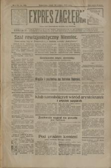 Expres Zagłębia : jedyny organ demokratyczny niezależny woj. kieleckiego. R.7, nr 356 (30 grudnia 1932)