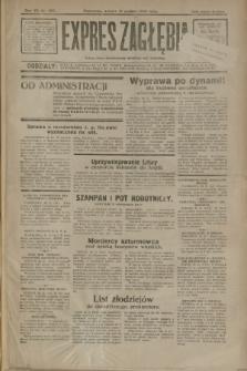Expres Zagłębia : jedyny organ demokratyczny niezależny woj. kieleckiego. R.7, nr 357 (31 grudnia 1932)
