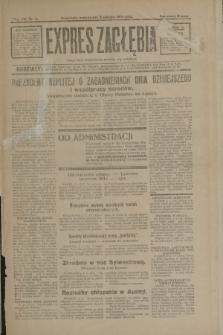 Expres Zagłębia : jedyny organ demokratyczny niezależny woj. kieleckiego. R.8, nr 2 (2 stycznia 1933)