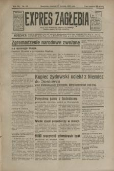 Expres Zagłębia : jedyny organ demokratyczny niezależny woj. kieleckiego. R.8, nr 115 (27 kwietnia 1933)