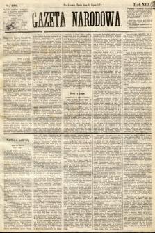 Gazeta Narodowa. 1874, nr153