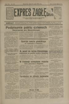 Expres Zagłębia : jedyny organ demokratyczny niezależny woj. kieleckiego. R.8, nr 149 (31 marca 1933)