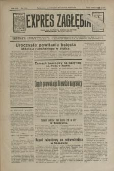Expres Zagłębia : jedyny organ demokratyczny niezależny woj. kieleckiego. R.8, nr 174 (26 czerwca 1933)