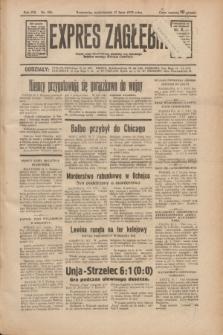 Expres Zagłębia : jedyny organ demokratyczny niezależny woj. kieleckiego. R.8, nr 195 (17 lipca 1933)
