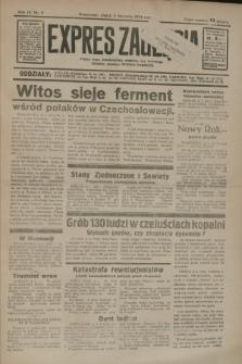 Expres Zagłębia : jedyny organ demokratyczny niezależny woj. kieleckiego. R.9, nr 5 (5 stycznia 1934)