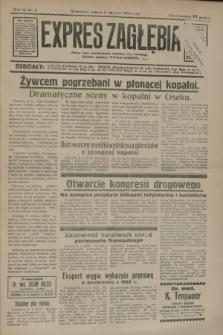 Expres Zagłębia : jedyny organ demokratyczny niezależny woj. kieleckiego. R.9, nr 6 (6 stycznia 1934)